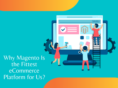 Why Magento Is the Fittest eCommerce Platform for Us magento
