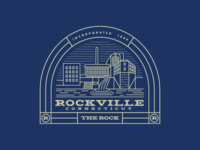 Rockville Badge