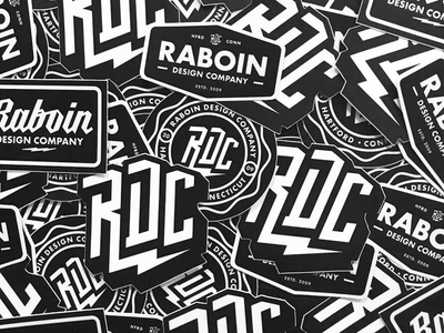 RDC Sticker Pack patches logo logo design badge logo badge design badgedesign badge hunting design branding identity design type branding design lettering illustration identity graphic design typography logotype stickermule stickers
