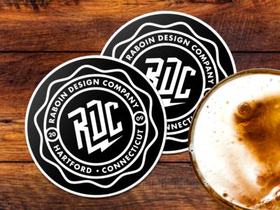 RDC Beer Coasters