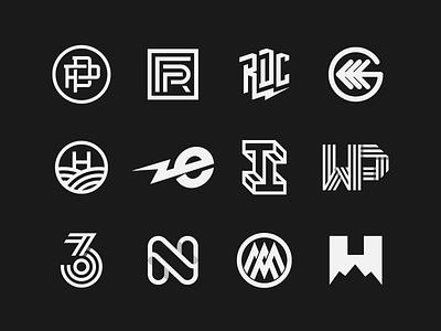RDC   Logofolio 1 logofolio logotype typography vector lettering type branding design monogram badge hunting identity design identity badgedesign branding badge design badge graphic design design badge logo logo design logo