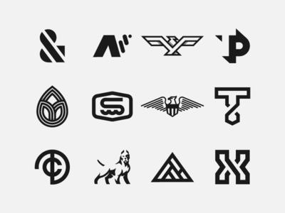 RDC   Logofolio 2 logo logo design badge logo design graphic design badge badge design branding badgedesign identity identity design badge hunting monogram branding design type lettering vector typography logotype logofolio