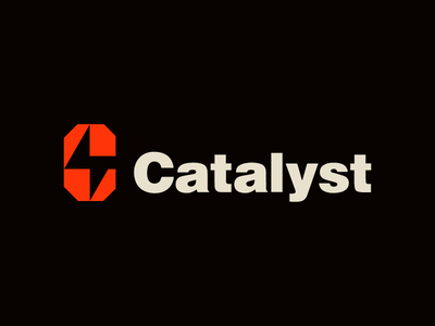 Catalyst Exploration 4 illustration monogram design branding design identity c logo badge logo graphic design logo design logo construction logo construction