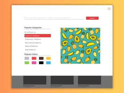 Daily UI #015 - Pop Up/Overlay photoshop creative overlay pop up ux simple design web website dailyui100 dailyui ui