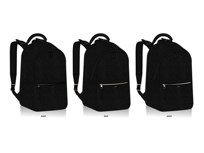 ISM Backpacks leather backpack leather goods leather hardware minimalist design backpack design industrial design product design minimalism minimalist backpack