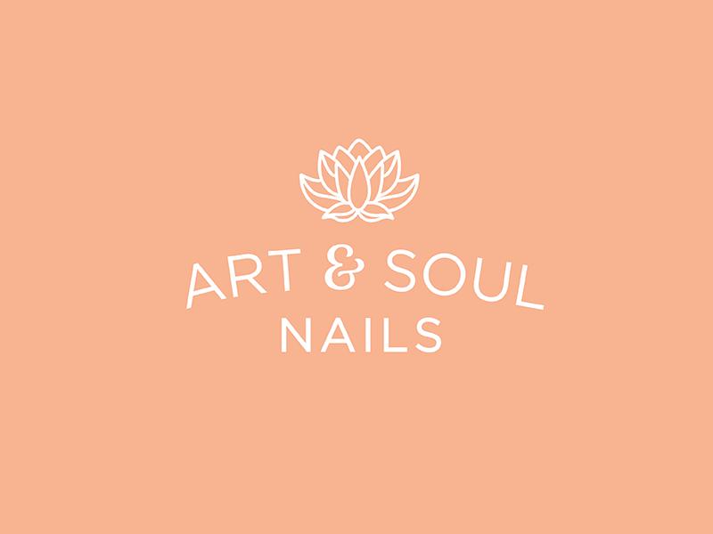 Art & Soul identity branding gotham typography type illustration logo