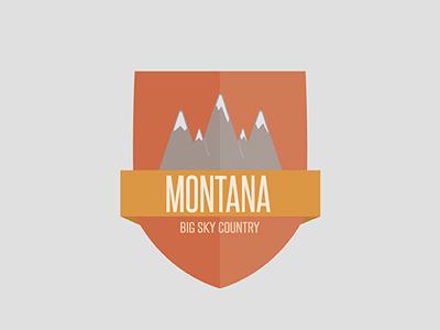 Montana logomark montana logo seal steelfish state seal