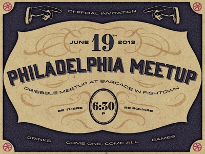 Philly Meetup