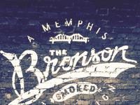 Bronson wall