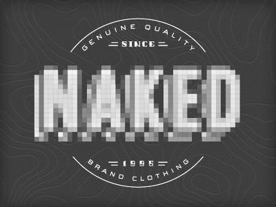 Naked brand