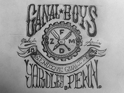 Canal boys