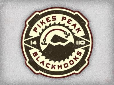 Pikes peak blackhooks