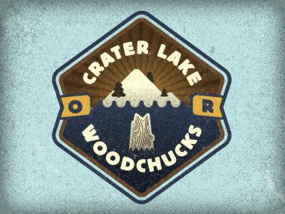 Crater lake woodchucks