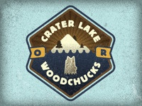 Crater Lake Woodchucks