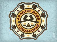 Apache Pass Tomahawks