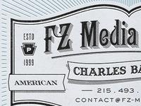 Fz Letterpress