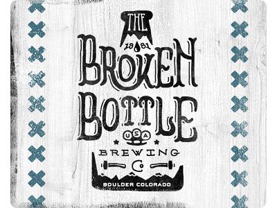 The broken bottle brewing co2
