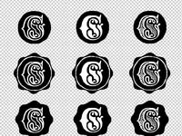 Cs monograms