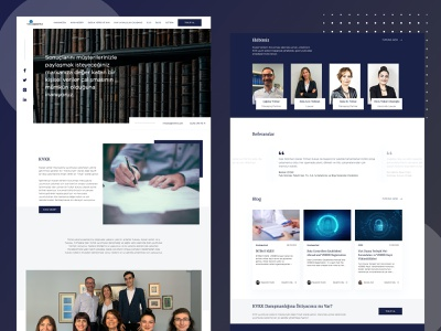 Sağlık Verisi Website Design law firm law healt data ux uiux website design ui