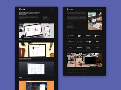 BaseWork Studio - New Interface Design