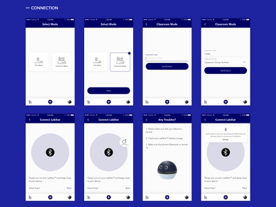 LabStar - Full Project dashboard mobile ux analysis mobile app uiux ui school experiment design