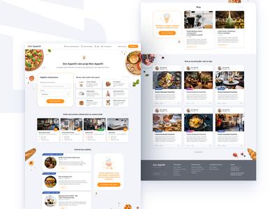 Don Appetit - Website Redesign 3