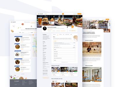 Don Appetit - Website Redesign 4