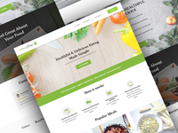 Website Design For Food Delivery Company