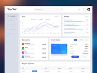 Financial Dashboard Ui