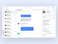Sales Dashboard Chat Ui