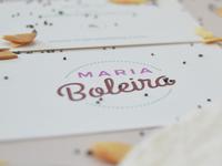 Maria Boleira Logotype