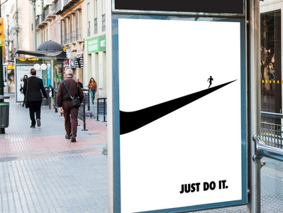 Nike ad. branding advertising nike ad