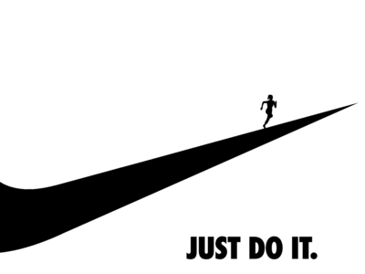 Nike ad. branding nike advertising ad