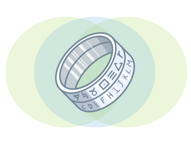 Decoder Ring by jaime robles for &yet on Dribbble