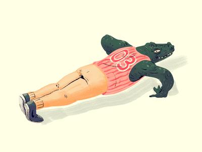 Blood, Sweat, & Alligators