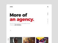 Gorge - Creative Portfolio