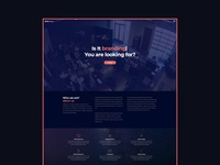 DarkPlace - Creative Portfolio Template