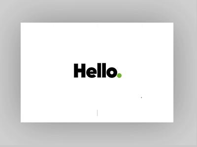 Tavonline   Simple Portfolio Website Design simple clean corporate vcard personal cv agency creative web ux ui portfolio