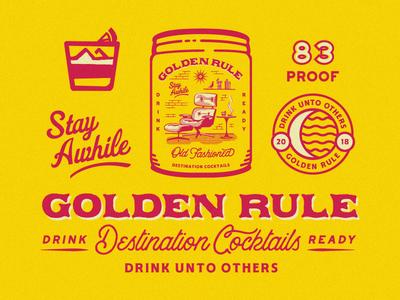 Golden Rule - Brand System