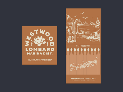 Westwood - Matchbooks