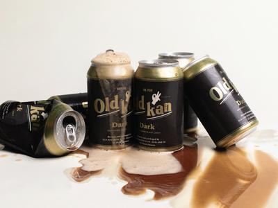 Old Kan - Packaging
