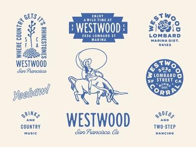 Westwood - Brand Identity