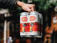 Drake's Brewing - Hays IPA