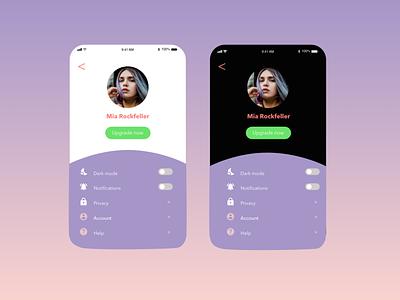 Daily UI 007 app ux ui design dailyuichallenge daily 100 challenge