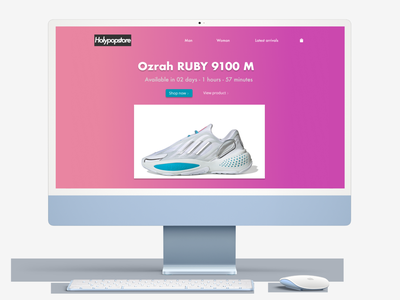 Challenge 113 - Redesign redesign 113 apple adidas nike ui ux design dailyuichallenge daily 100 challenge