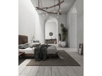 Airbnb - SMA vray illustration interior architecture 3dsmax 3d cgi design realism archviz render