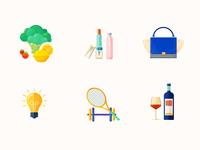 new  App  icons