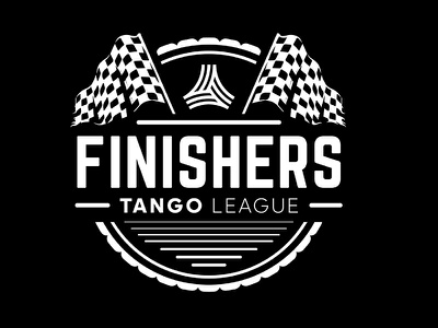 Finishers industrial urban vector emblem tango league football sport vecster adidas