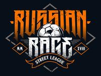 Russian Rage Emblem