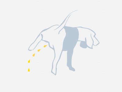 Dribbbleshot 4 illustration dog